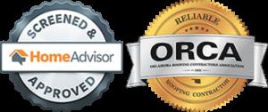 HomeAdvisor & ORCA Logos
