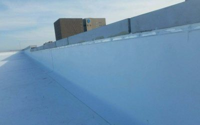 Commercial Roofing Replacement for Downtown Tulsa Architectural Firm